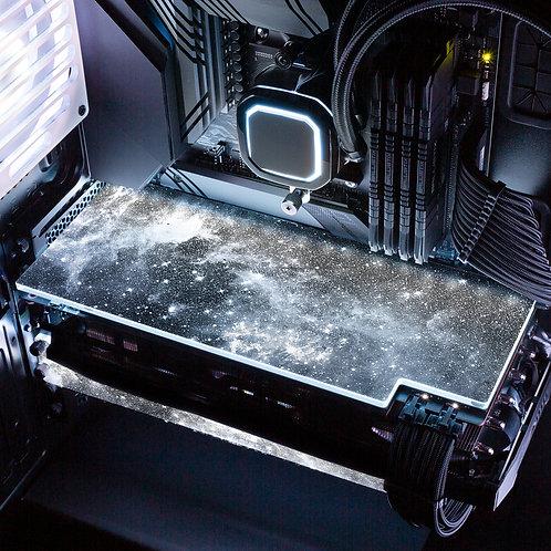 Black Space RGB GPU Backplate