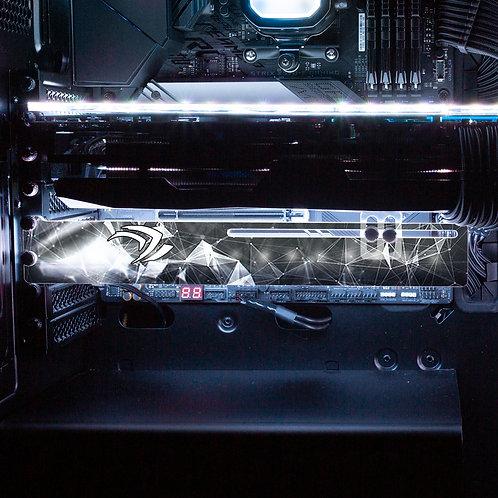 Nvidia Claw Spectrum RGB GPU Support Bracket