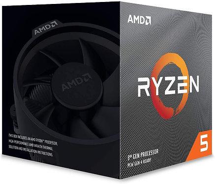 AMD Ryzen 5 3600XT 6-core, 12-threads unlocked desktop processor