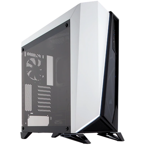 CORSAIR Carbide Series® SPEC-OMEGA Tempered Glass Mid-Tower ATX Gaming Case