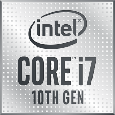 Intel® Core™ i7  Processor 10th Generation