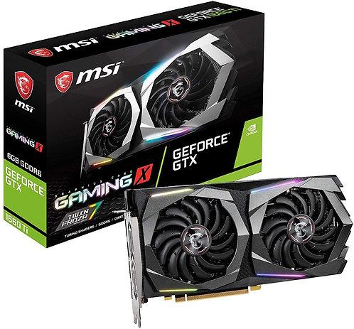 MSI Gaming GeForce GTX 1660 Ti 192-bit HDMI/DP 6GB Graphics Card