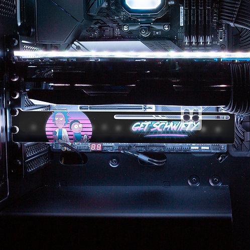 Get Schwifty RGB GPU Support Bracket
