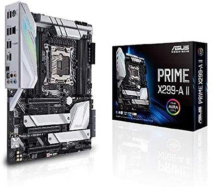 Asus Prime X299- A II ATX Motherboard (Intel X299) LGA 2066