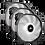 Thumbnail: CORSAIR Air Series™ AF120 LED (2018) White 120mm Fan