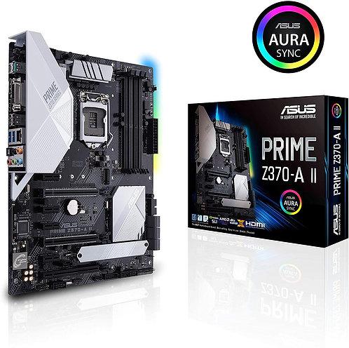 ASUS Prime Z370-A II (Intel 9th Gen) ATX Motherboard