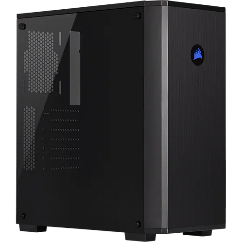Corsair Carbide Series 175R RGB Tempered Glass Mid-Tower ATX Gaming Case — Black