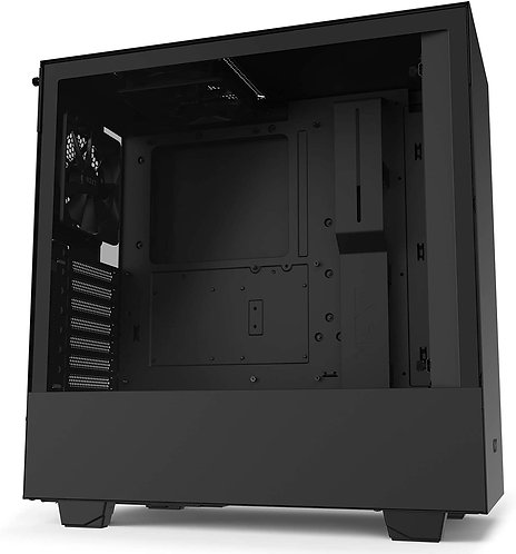 NZXT H510 - CA-H510B-B1 - Compact ATX Mid-Tower PC Gaming Case