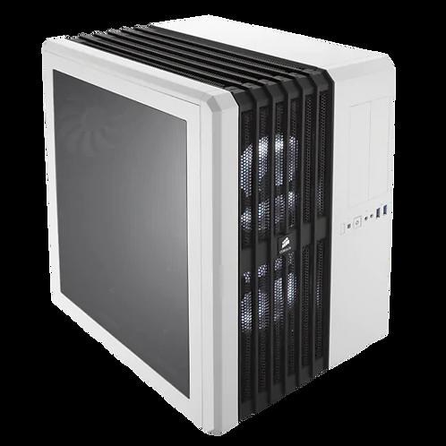 CORSAIR Carbide Series™ Air 540 Arctic White High Airflow ATX Cube Case