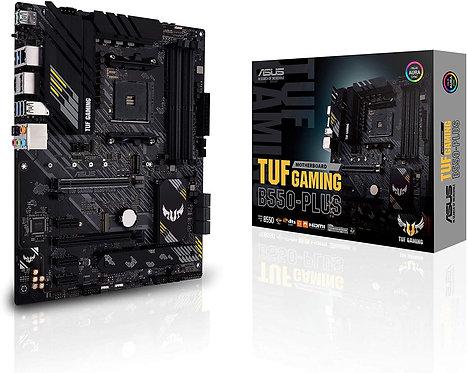 ASUS TUF Gaming B550-PLUS AMD AM4 Zen  ATX Gaming Motherboard