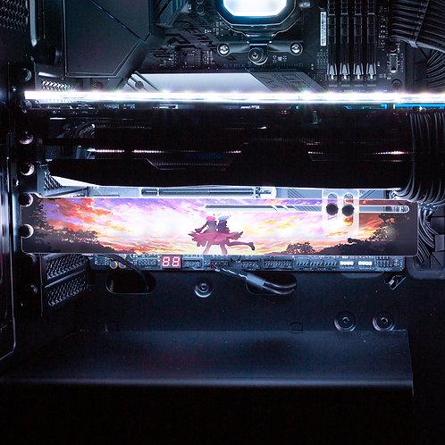 RemRam RGB GPU Support Bracket