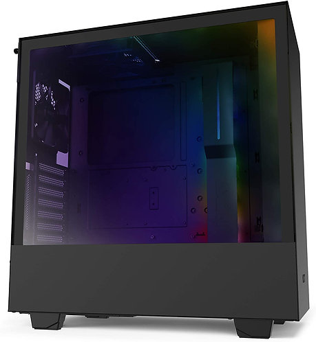 NZXT H510i - CA-H510i-W1 - Compact ATX Mid -Tower PC Gaming Case