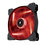 Thumbnail: CORSAIR Air Series™ AF140 LED Red Quiet Edition High Airflow 140mm Fan