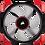 Thumbnail: CORSAIR ML120 PRO LED 120mm PWM Premium Magnetic Levitation Fan