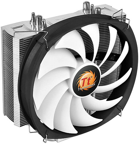 Thermaltake Frio Silent 14 165W Intel/AMD 140mm CPU Cooling Fan CL-P002-AL14BL-B