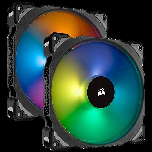 CORSAIR ML140 PRO RGB LED 140MM PWM Premium Magnetic Levitation Fan