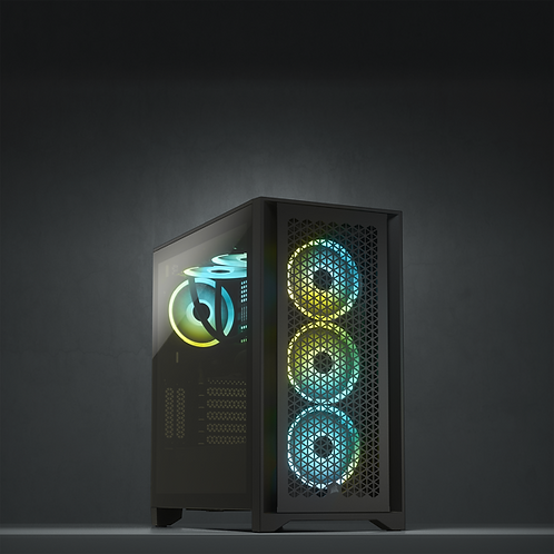 Corsair 4000D AIRFLOW Tempered Glass Mid-Tower ATX Case