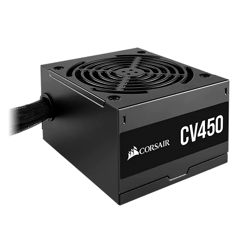 CORSAIR CV Series™ CV450 — 650 Watt 80 Plus® Bronze Certified PSU