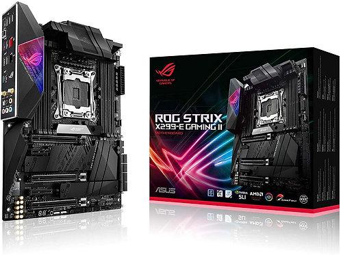 ASUS ROG Strix X299-E Gaming II ATX Gaming Motherboard