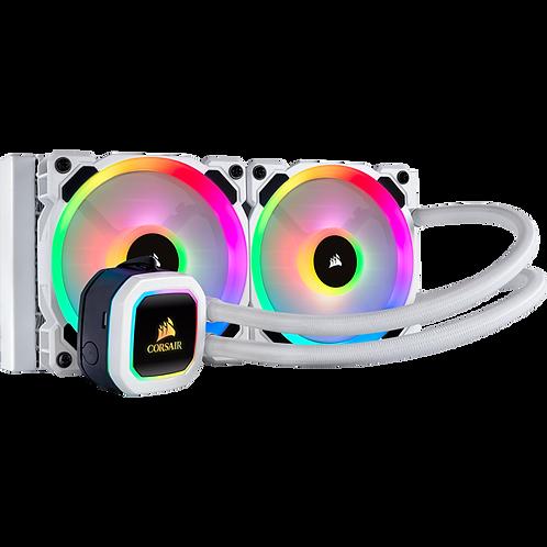 CORSAIR Hydro Series™ H100i RGB PLATINUM SE 240mm Liquid CPU Cooler