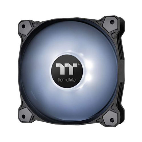 Thermaltake 120mm Pure A12 PWN Case Fan (Single Pack)-White CL-F109-PL12WT-B