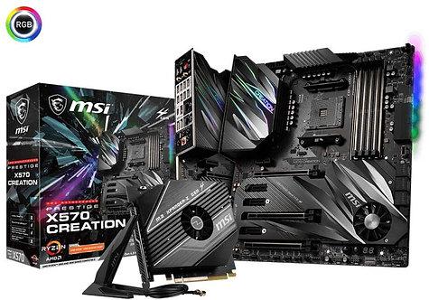 MSI PRESTIGE X570 CREATION