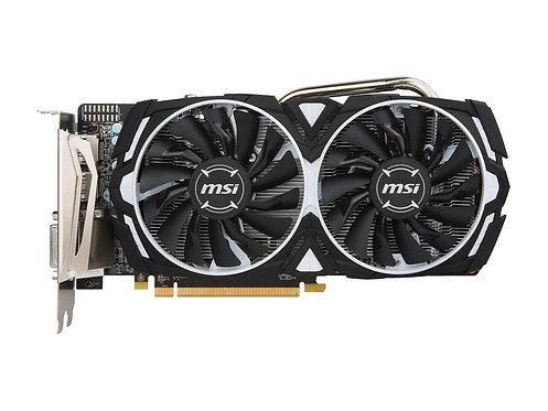 MSI Radeon RX 570 DirectX 12 RX 570 ARMOR 8G OC 8GB