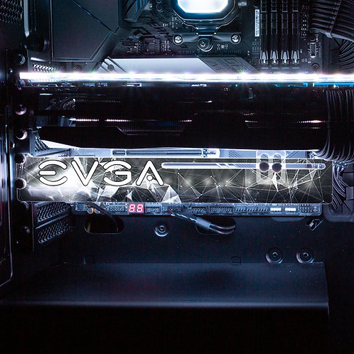EVGA Spectrum RGB GPU Support Bracket