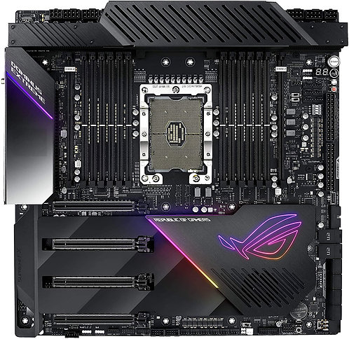 ASUS ROG Dominus Extreme Intel LGA 3647 for Xeon W-3175X (C621) Motherboard