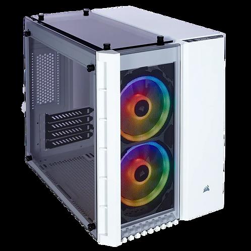 Corsair Crystal Series 280X RGB Tempered Glass Micro ATX Case