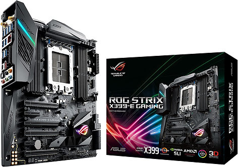 ASUS ROG STRIX X399-E GAMING AMD EATX HEDT Motherboard