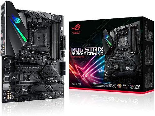 ASUS ROG Strix B450-E AMD B450 AM4 ATX DDR4-SDRAM Gaming Motherboard