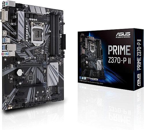 Asus Prime Z370-P II GA1151 (Intel 9th Gen) Motherboard