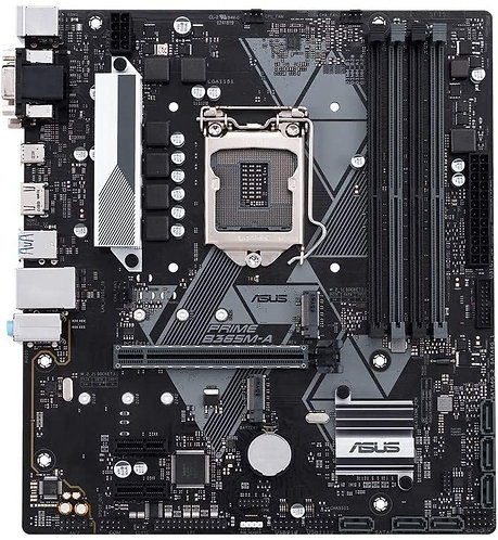 Asus Prime B365M-A LGA-1151 Support 9th/8th Gen Intel Processor Motherboard