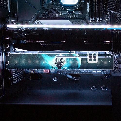 Fusion Warrior RGB GPU Support Bracket