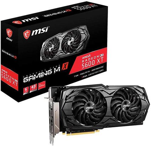MSI Gaming Radeon RX 5600 XT Boost Clock: 1620 MHz 192-bit 6GB