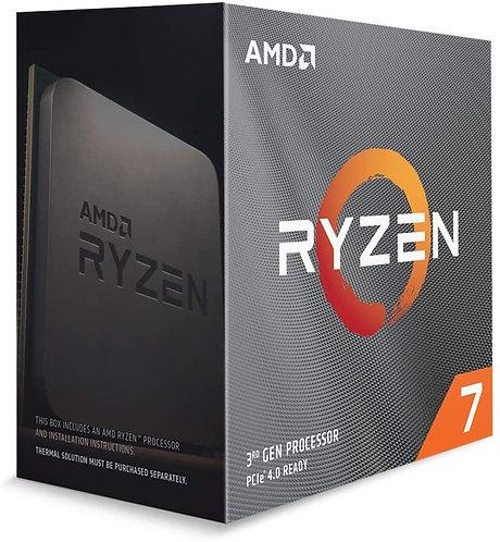AMD Ryzen 7 3800XT 8-core, 16-Threads Unlocked Desktop Processor Without Cooler