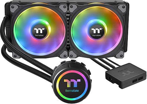 Thermaltake Floe DX 280 Dual Riing Duo 16.8 Million Colors RGB 36 LED LGA1200