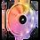 Thumbnail: CORSAIR HD120 RGB LED High Performance 120mm PWM Fan