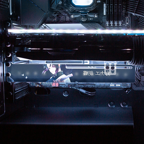 Shinobu Kocho RGB GPU Support Bracket
