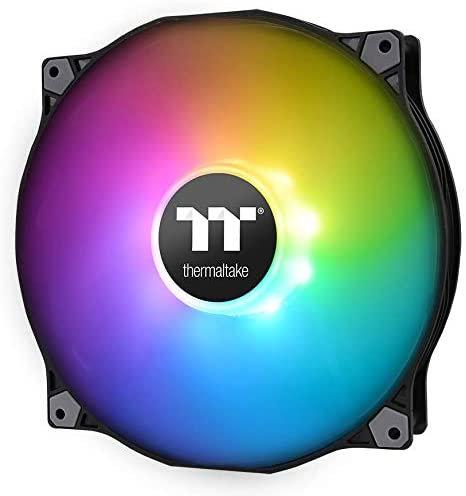 Thermaltake Motherboard Controllers 200mm Hydraulic Bearing PWM CaseFan