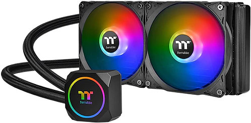 Thermaltake TH240 ARGB Sync All-in-One 240mm Liquid Cooler, CL-W286-PL12SW-A