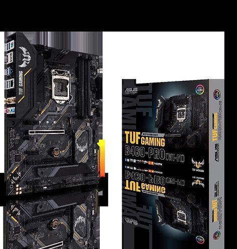ASUS TUF Gaming B460-PRO (Intel 10th Gen) ATX Gaming Motherboard