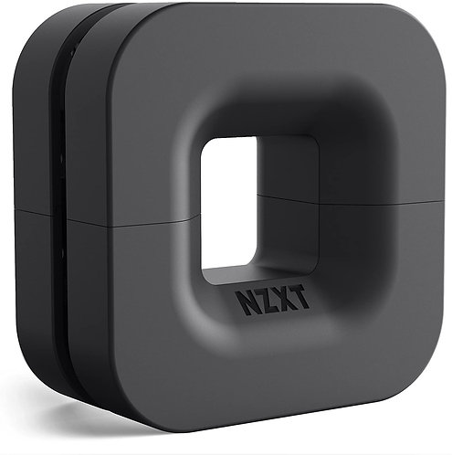 NZXT Puck - BA-PUCKR-B1 - Cable Management and Headset Mount - Compact Size