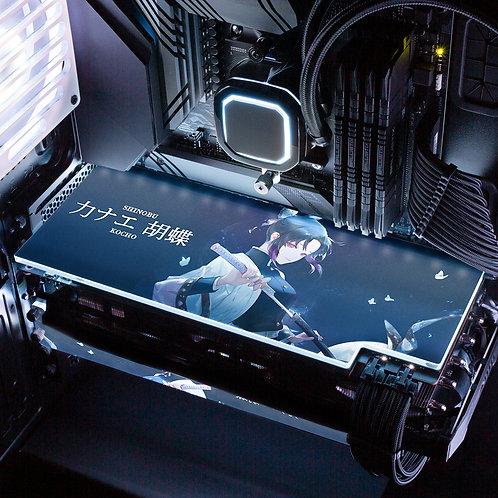 Shinobu Kocho RGB GPU Backplate