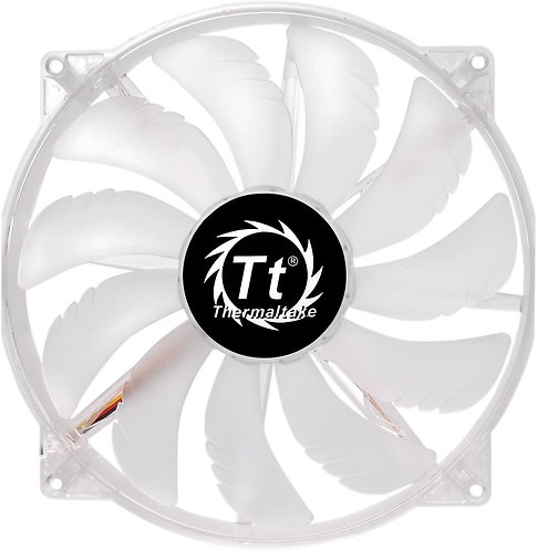 Thermaltake 200mm Pure 20 Series Blue LED Quiet High Airflow High Performance