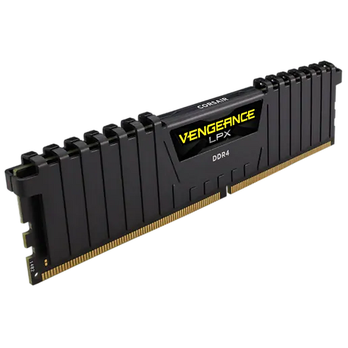 CORSAIR VENGEANCE® LPX DDR4 DRAM Memory – Black