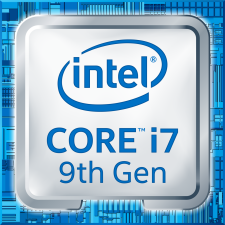 Intel® Core™ i7 Processor 9th Generation