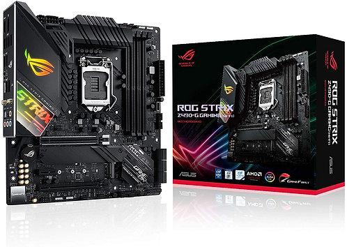 ASUS ROG Strix Z490-G (Intel 10th Gen) SFF Micro ATX Gaming Motherboard