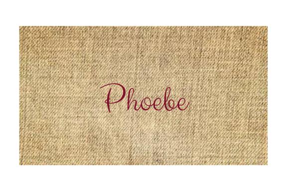 Phoebe Perfume